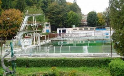 Відкритий басейн Динамо