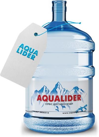 Aqualider - доставка води