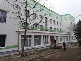 Консультативна поліклініка обласної клінічної лікарні