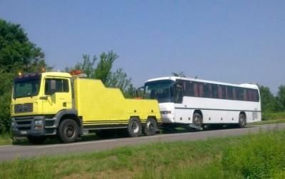 СпецАвтоЛьвів - послуги вантажного евакуатора