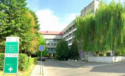 Комунальна 8-ма міська клінічна лікарня