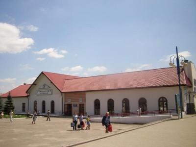 Приміський залізничний вокзал