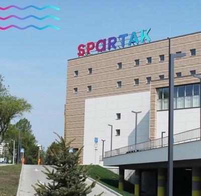 Spartak (Спартак) - спортивно-розважальний комплекс