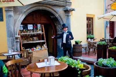 Ресторація-музей «Гасова Лямпа»