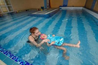Дитячий басейн «Золота рибка»