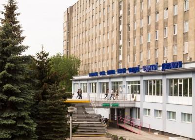 Лікарня швидкої медичної допомоги