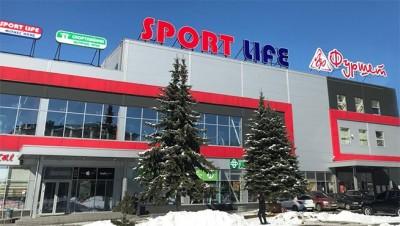 Sport Life Львів Сихів