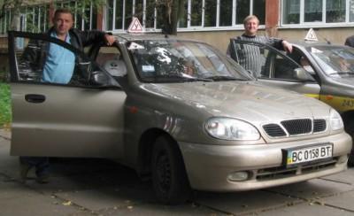 Автошкола «Арт-драйв», Сихів