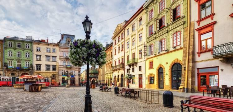 Самые знаменитые и интересные места во Львове (Украина)