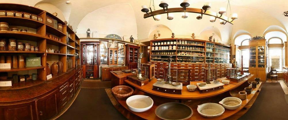 Музей аптека - Львов
